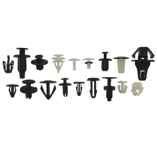 Honda Trim Clip Assortment Set Retaining Retainer Grommet Clips Fixings 418pc