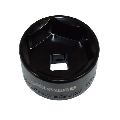 "38mm Low Profile Oil Filter Remover Installer Socket Wrench 3/8"" Drive Bergen"