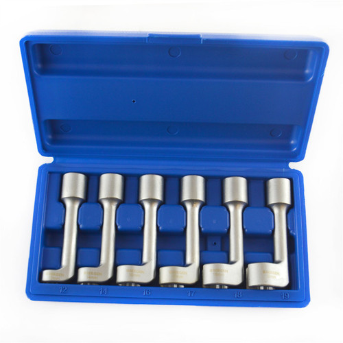 "Diesel Injector Line Sockets Fuel Line Dismantling Remover Removal Tool 1/2"" Dr"
