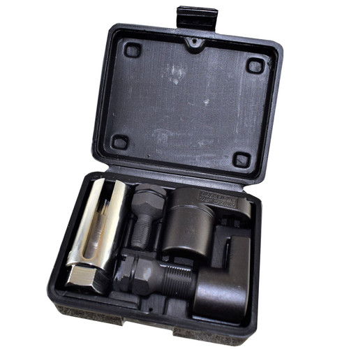 Oxygen And Vacuum Sockets Remover With Spark Plug Chasers Lambda Sensor