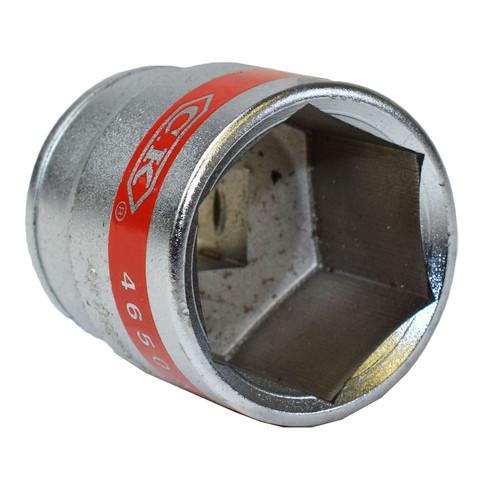 "1-1/4"" AF / Imperial Socket Single Hex / 6 sided 1/2"" Drive C.K MC68"