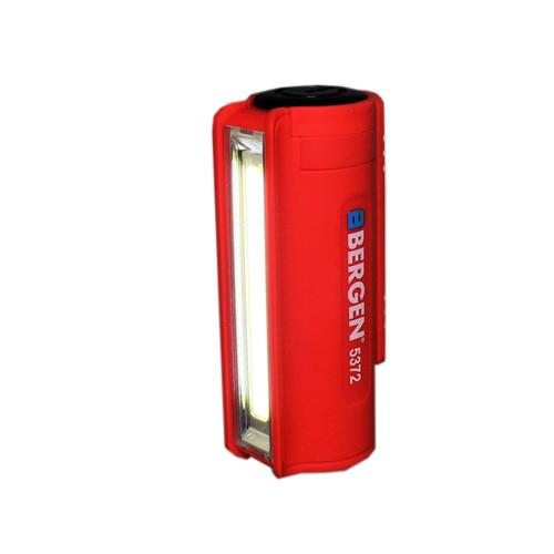 Battery Mini Inspection Light 2W LED Lights Super Bright 150 Lumens By Bergen