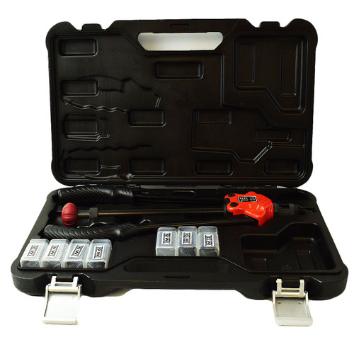Long Arm Hand Nut Riveter Riveting Kit Tool Nut Sert Tool Fastener M3 - M12