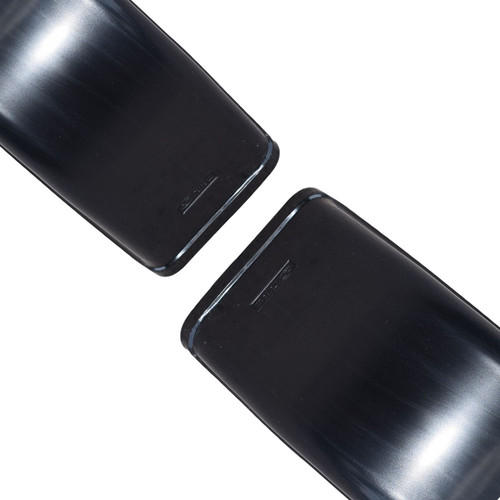 "Trailer Twin Axle Tandem Mudguard Wing Fender 13"" / 14"" Wheels 61"" x 8"" Pair"