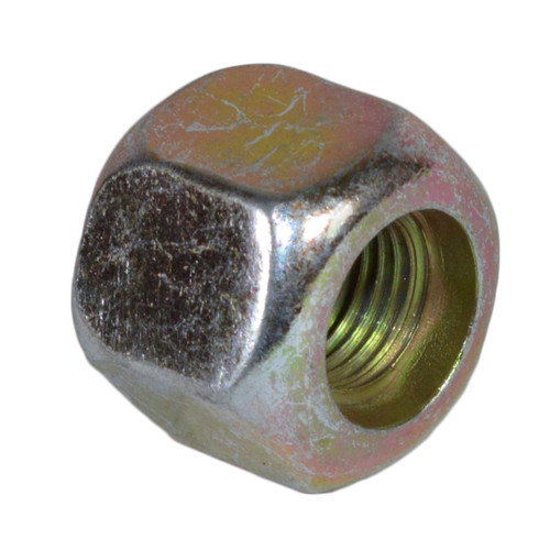 "Pack of 4 3/8"" UNF Wheel Nuts Nut For Trailer Suspension Hubs"