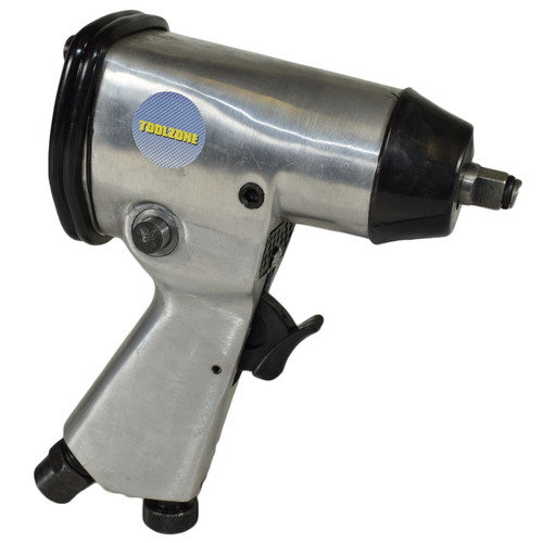 "3/8"" Drive Mini Air Pneumatic Impact Gun Ratchet Wrench 75 Ft/lbs / 101Nm"