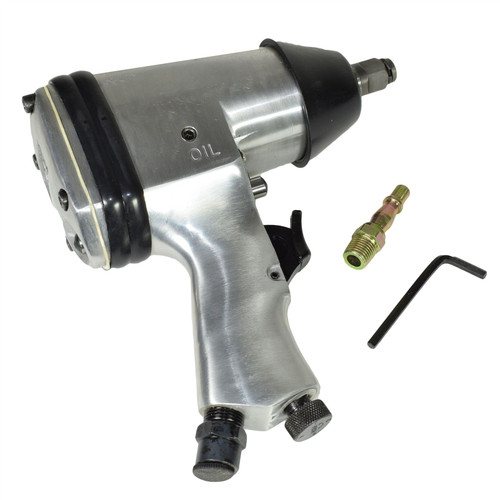 "1/2"" Drive Air Pneumatic Impact Wrench Gun Reversible 230 ft/lbs Wheel Nuts"