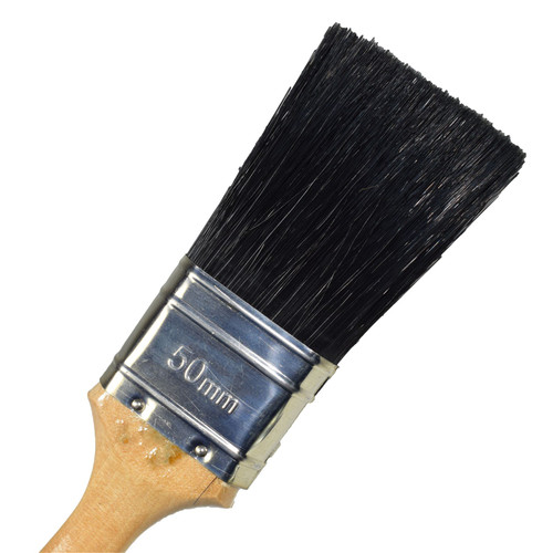 """50mm 2"""" Painters And Decorators Decorating Paint Painting Brush Wooden Handle"""
