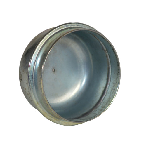 Replacement 50mm Metal Dust Cap Wheel Hub Trailer Bearing Dust Grease Cover