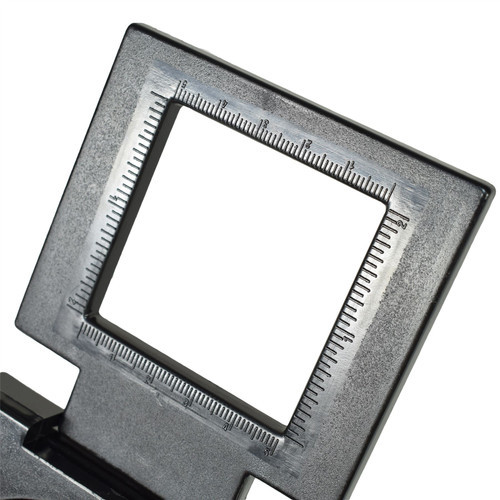 Folding Foldable Magnifying Magnifier Glass Reading Aid Optical Lens and Stand