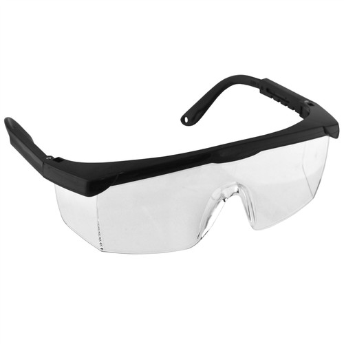 12 Pairs of Adjustable Safety Glasses Specs Safety Eye Protection Protector Bergen