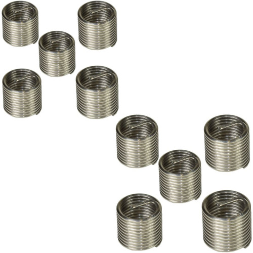 Helicoil Type Thread Repair Inserts 7/16 UNF x 1.5D 10pc Wire Thread Insert