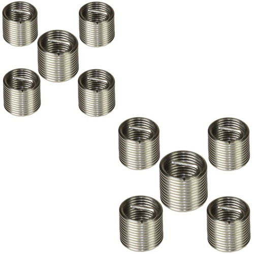 Helicoil Type Thread Repair Inserts 3/8 UNF x 1.5D 10pc Wire Thread Insert