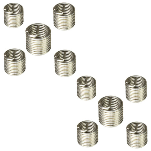 Helicoil Type Thread Repair Inserts 1/8 BSW x 1.5D 10pc Wire Thread Insert
