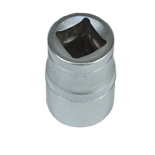 "1/2"" Drive 19mm Metric Super Lock Shallow 6-Sided Single Hex Socket Bergen"