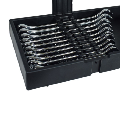 25pc Metric Spanner Combination Wrench 6-32mm In Plastic Tray Open/Ring