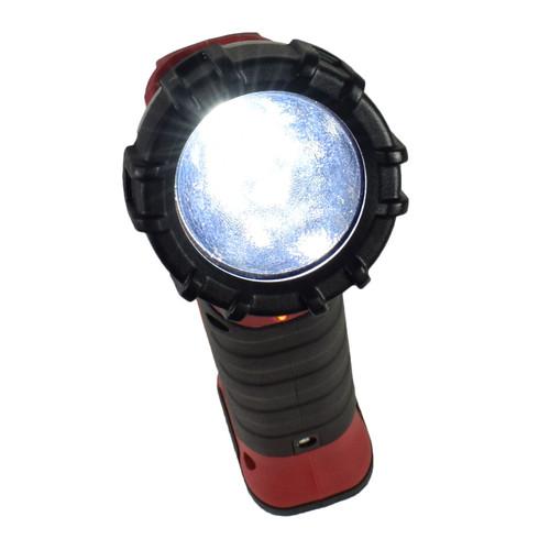 2W LED Work Light Inspection Lamp Torch With 120 Degree Swivel Head Bergen