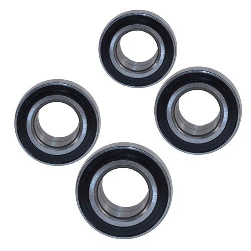 4 Sealed Wheel Hub Ball Compact Bearing ALKO KNOTT ID34 x OD64 x W37mm