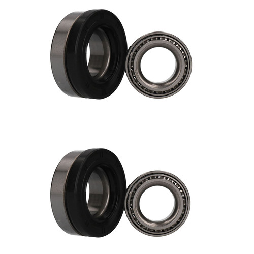2 Trailer Taper Roller Bearing Kit for Peak 1263 Kit Indespension Ref ISHU009