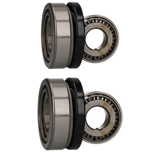 2 Trailer Taper Roller Bearing Kit Set for ALKO 369689 Unbraked Hubs ALKO 143