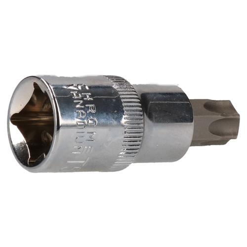 """T55 x 55mm 1/2"""" Drive Torx Star Socket Male T-Star Cr-V Steel AU638"""