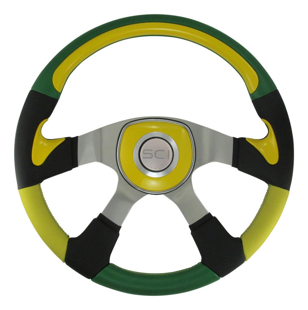 """Traveler - Custom - """"Yellow/Green"""""""