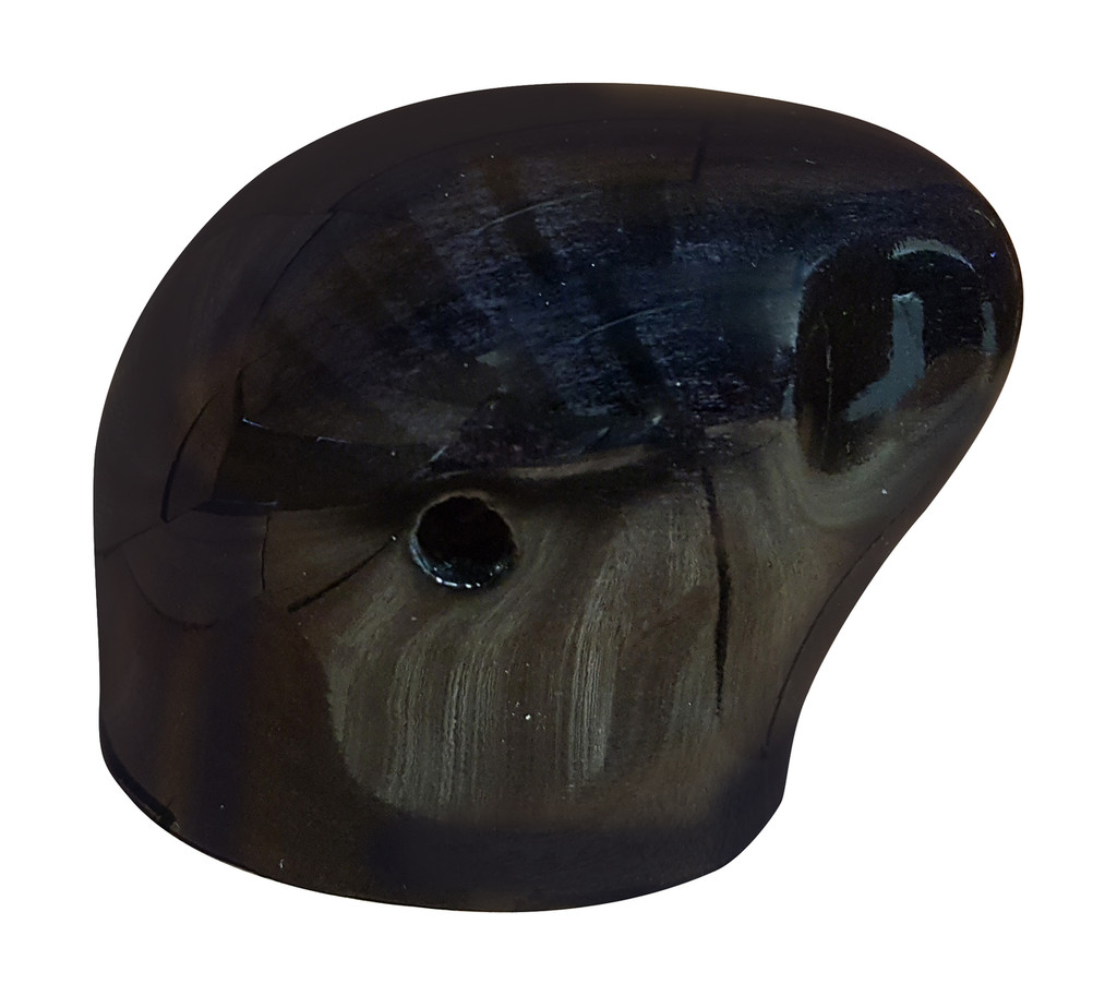 9/10 Black Stained Wood