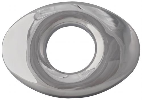 Oval - Chrome