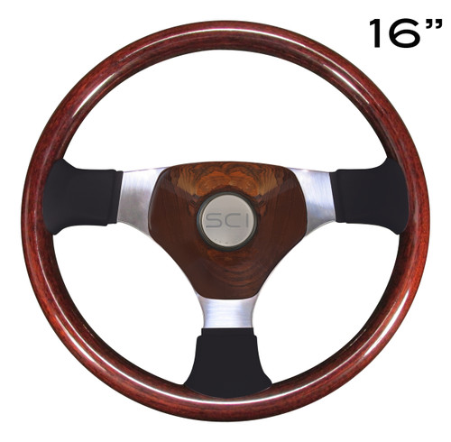 "16"" Overland 3 (Exclusive 3 Mahogany Pad)"
