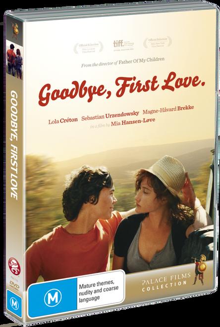 Goodbye First Love DVD