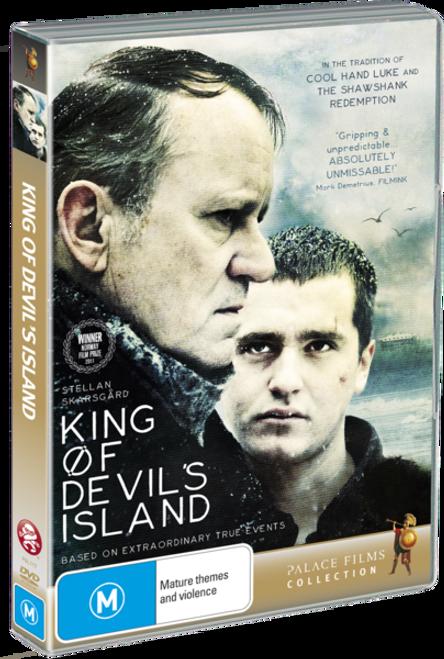 King of Devil's Island DVD