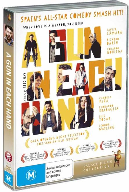 A Gun In Each Hand DVD