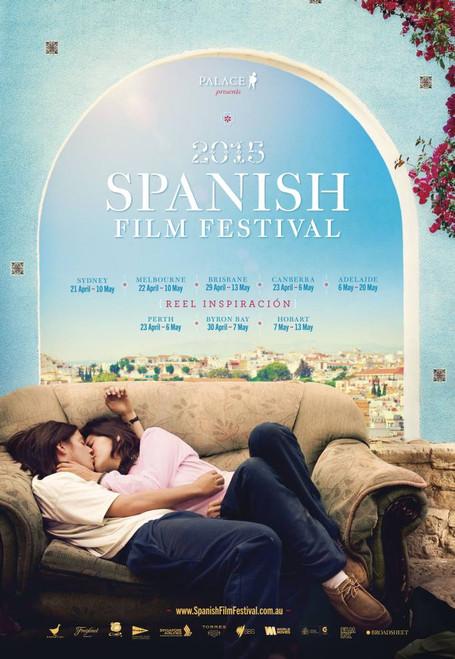 2015 Spanish Film Festival Poster