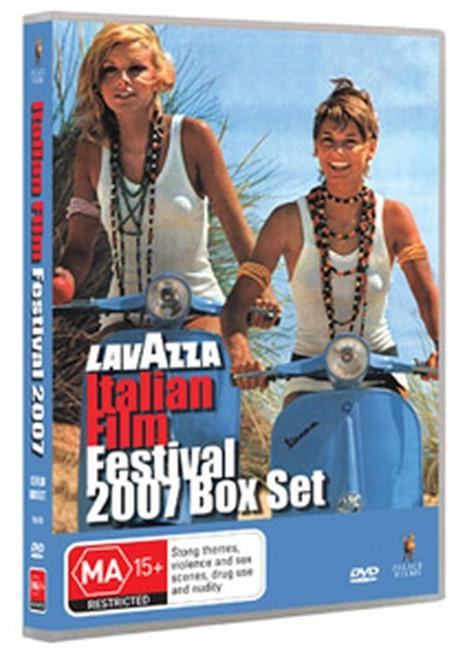 Lavazza Italian Film Festival 2007 Box Set
