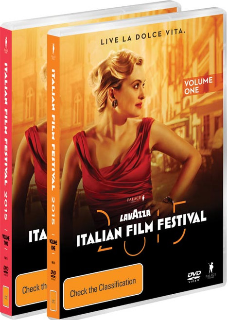 2015 Italian Film Festival Volume one and two