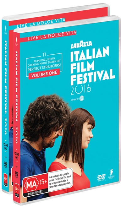2016 Italian Film Festival Volume one and two