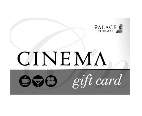 Palace Cinemas Gift Card
