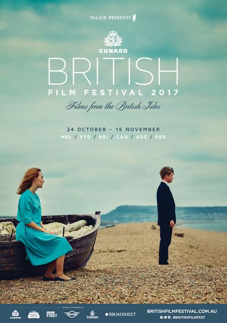 British 2017 Film Festival Poster
