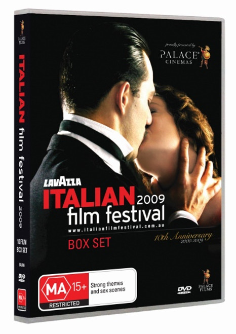 Lavazza Italian Film Festival 2009 Box Set