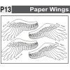13-6130P13 PAPER WINGS