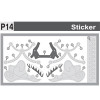 14-6130P14 STICKER