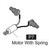 07-61600P7 Motor With Spring