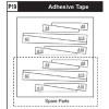 19-89200P19 Adhesive Tape
