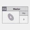 19-5350P19 Washer