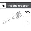 05-75000P5 Plastic Dropper