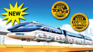 Magnetic Levitation Express Wins Creative Child Magazine 2017 TOP TOY OF THE YEAR AWARD and 2017 ECO-FRIENDLY PRODUCT OF THE YEAR AWARD