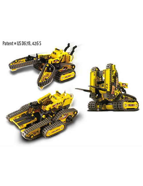3-in-1 All Terrain Robot (ATR)