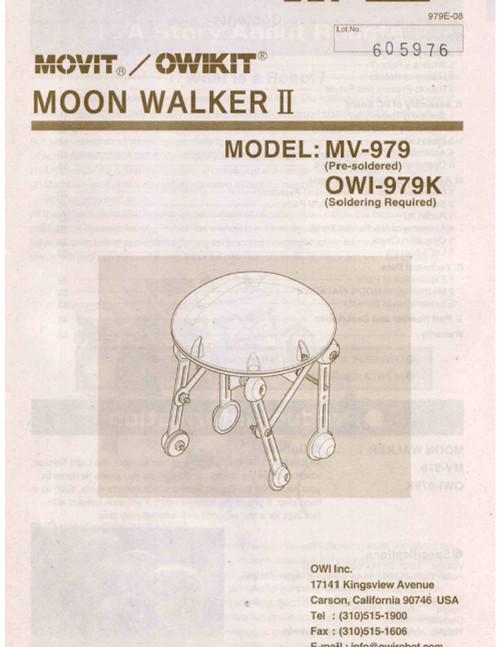 Moonwalker II Manual