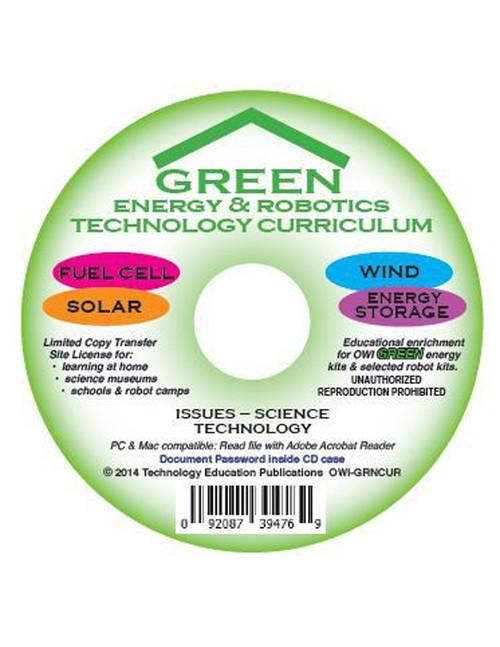 Green Energy & Robotics Technology Curriculum