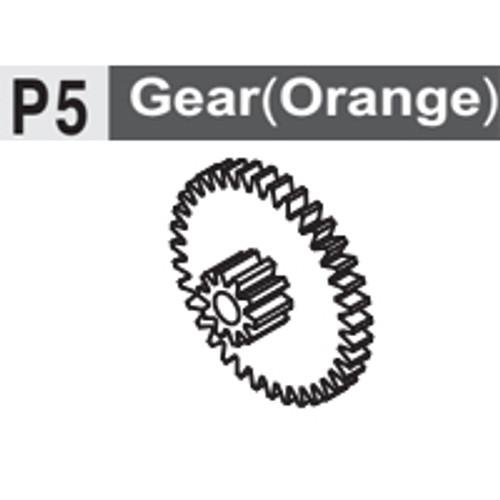05-6130P5 GEAR(ORANGE)